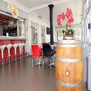 The Aviator OR Tambo International - Bar