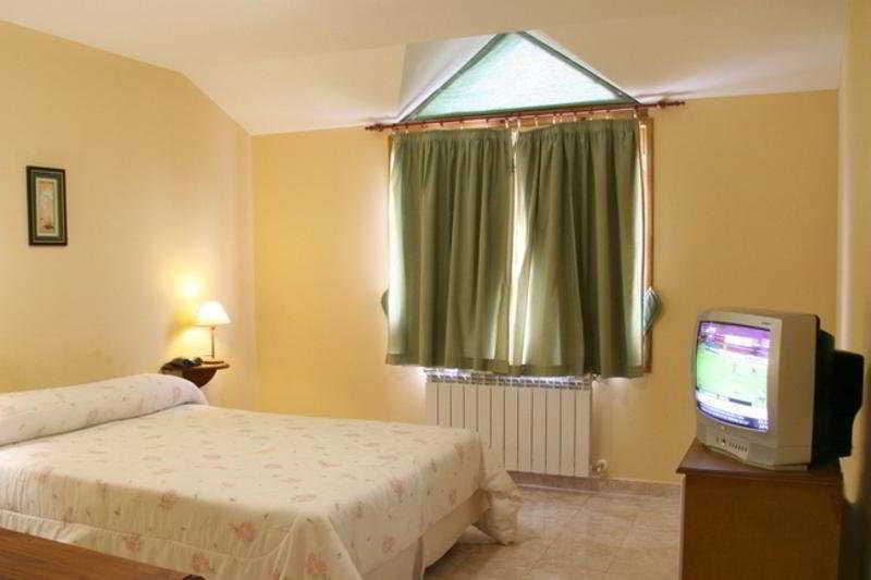 Hosteria Bellavista - Zimmer