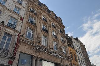 Grand Hotel Bellevue, Rue Jean Roisin,5