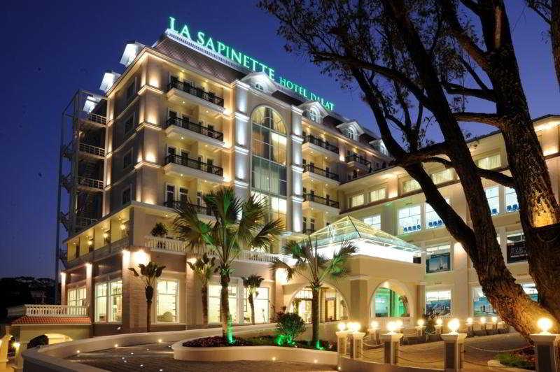 La Sapinette Hotel Dalat, 01 Phan Chu Trinh Street,01