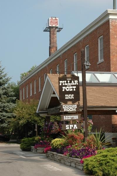 Pillar And Post