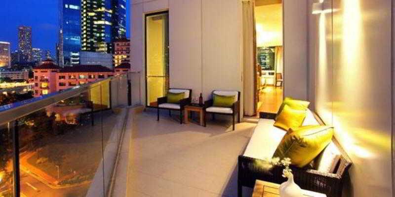 Park Regis Singapore - Terrasse