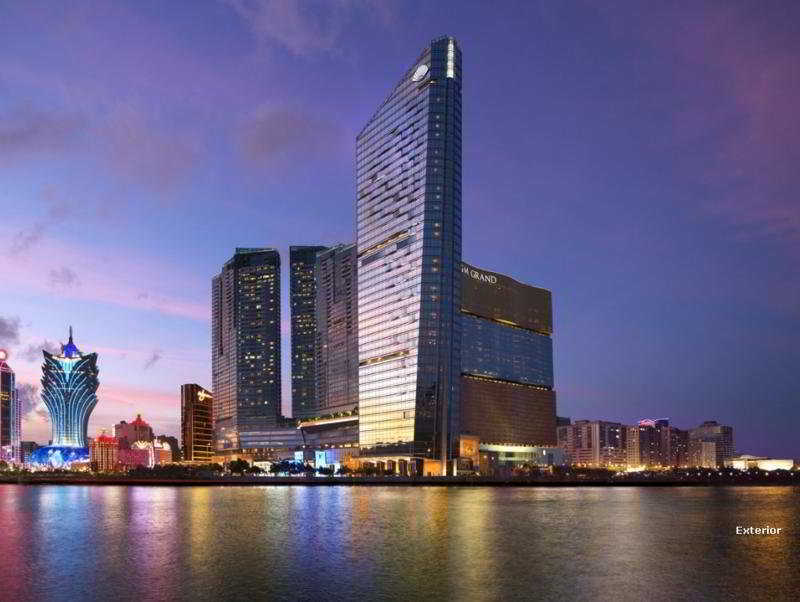 Mandarin Oriental Macau, Avenida Dr Sun Yat Sen, Nape,