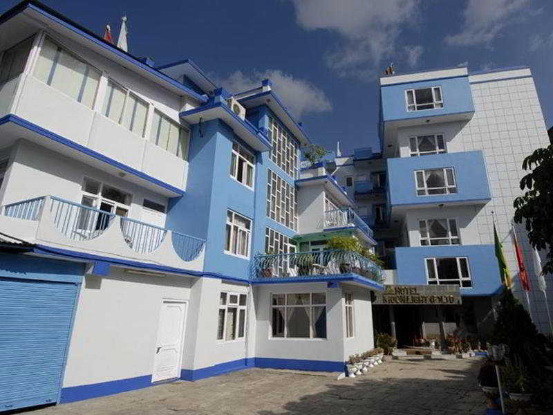 Moon Light Hotel, Paknajol, Thamel, Gpo 6667,