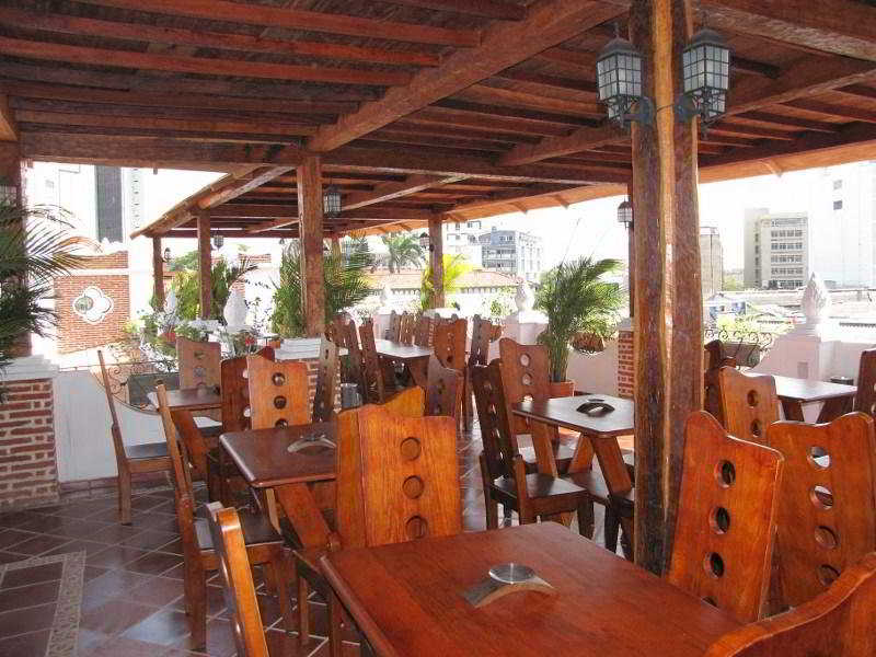 Don Pedro de Heredia - Restaurant