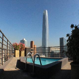 Aconcagua Apart Hotel - Pool