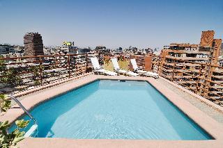 Aconcagua Apart Hotel - Terrasse