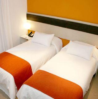 Monarca Hotel - Generell