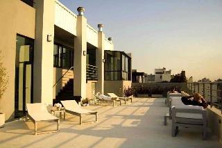 Monserrat Apart Hotel - Terrasse