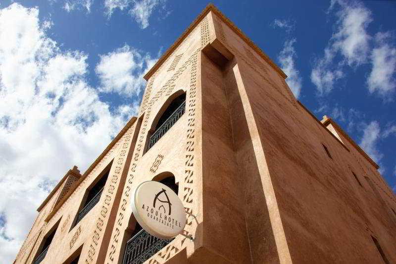 Azoul, Boulvard Mohamed V Ouarzazate,