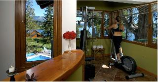 Charming Luxury Lodge & Private Spa - Diele