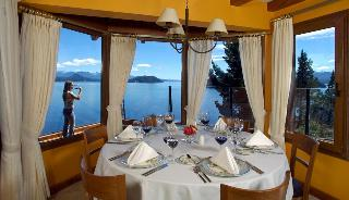 Charming Luxury Lodge & Private Spa - Restaurant