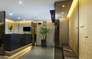 Hotel 81 Gold - Diele