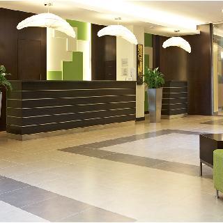 Citymax Hotel Bur Dubai - Diele