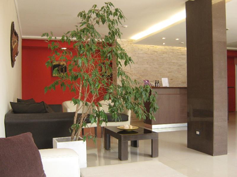 Dakar Hotel & Spa - Diele