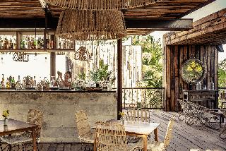 Be Tulum Beach & Spa Resort - Bar