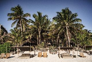 Be Tulum Beach & Spa Resort - Strand