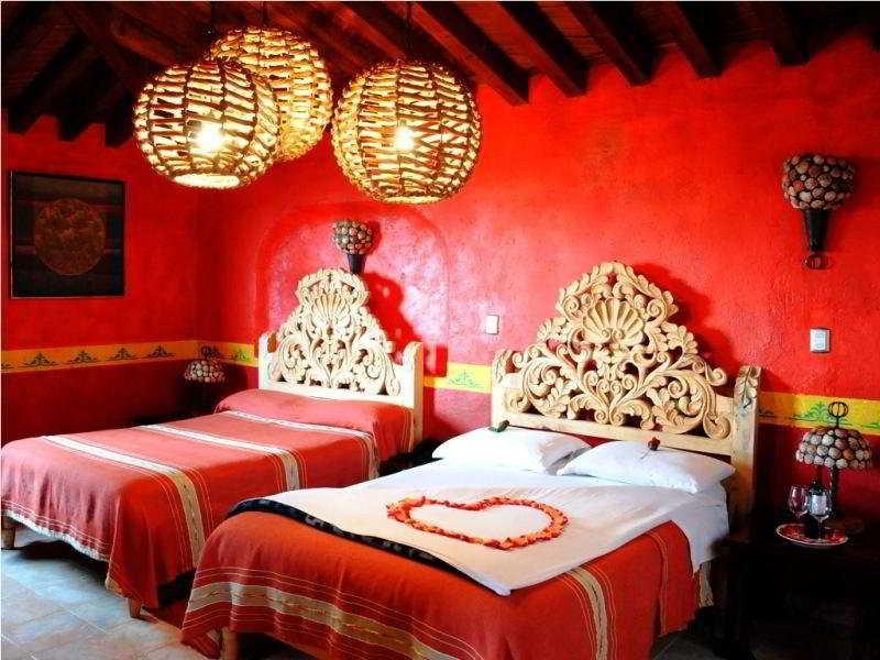 Eco Hotel Ixhi - Zimmer