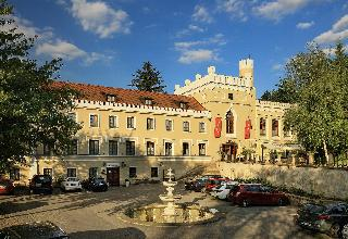 City Break Chateau St. Havel Wellness hotel