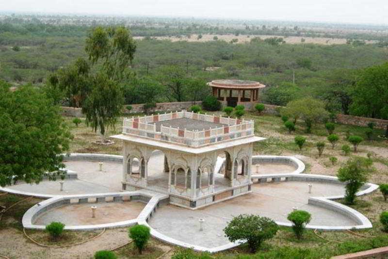 Sardar Samand Palace, Sardar Samand, District Pali,