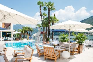 Swiss Diamond Hotel Lugano - Bar