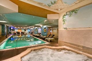 Swiss Diamond Hotel Lugano - Pool