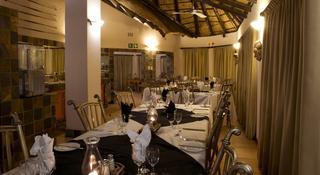 Zulu Nyala Country Manor - Restaurant