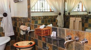 Zulu Nyala Country Manor - Zimmer
