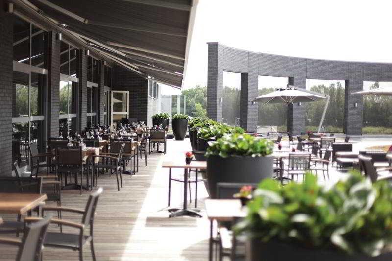 Van Der Valk Hotel Brussels Airport - Terrasse