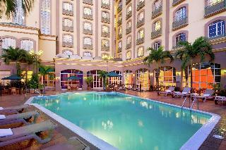 Hilton Princess Managua - Pool