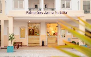 Palmeiras Santa Eulália