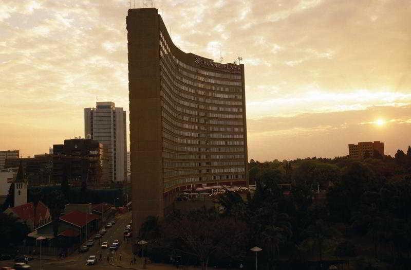 Monomotapa Hotel, Park Lane, Julius Nyerere…