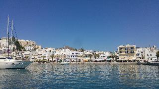 Coronis, Naxos Town Sea Front,