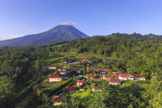 Arenal Volcano Inn, 6.5 Km De La Fortuna Hacia…