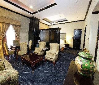 Hilton Princess San Pedro Sula - Zimmer