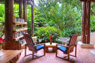 Playa Nicuesa Rain Forest Lodge - Diele