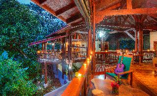 Playa Nicuesa Rain Forest Lodge - Terrasse