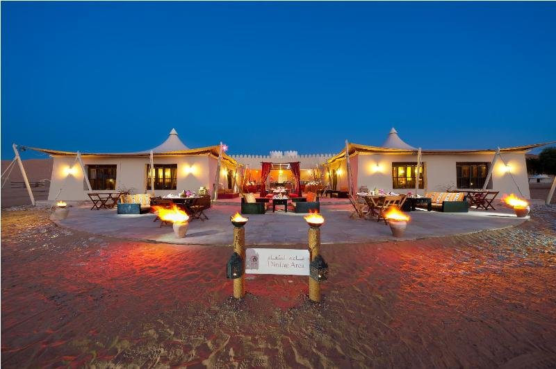 Desert Nights Camp, Al Wasil, P O Box 112,