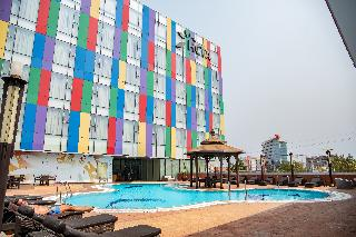 Hotel de Convençoes de Talatona - Pool