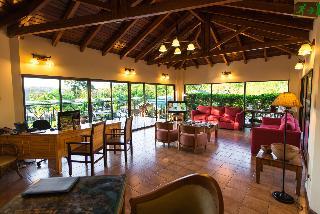 Iguazu Jungle Lodge - Diele