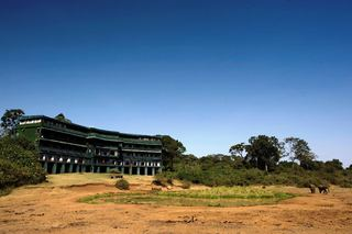 Serena Mountain Lodge, Mount Kenya National Park,
