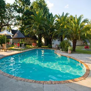 Protea Hotel Zambezi River Lodge - Pool