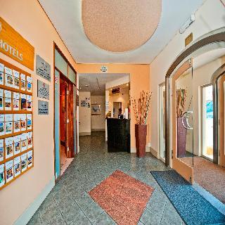 Protea Hotel Walvis Bay - Diele