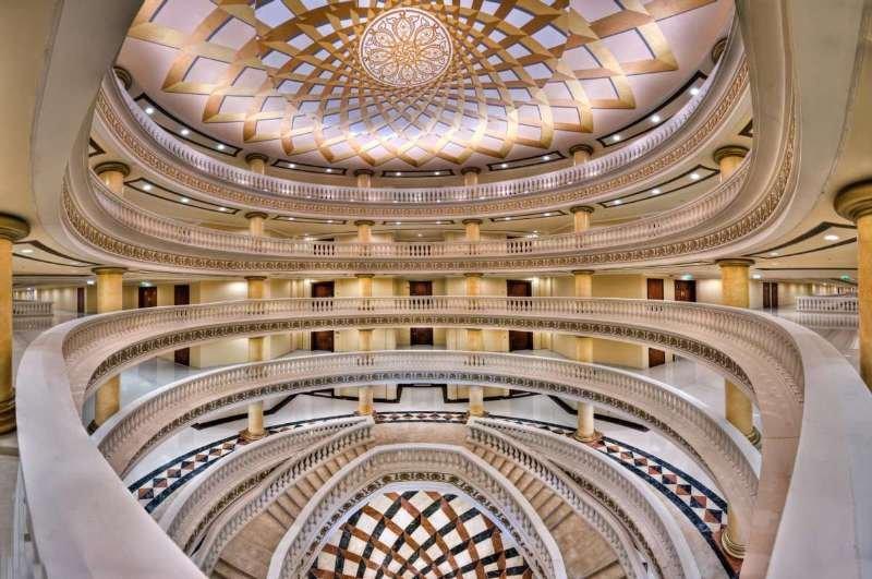 Kempinski Hotel & Residences Palm Jumeirah - Diele
