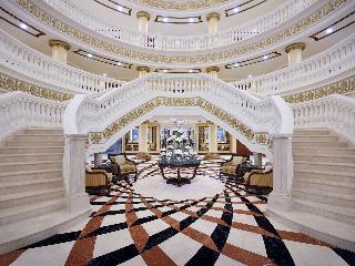 Kempinski Hotel and Residences Palm Jumeirah - Diele