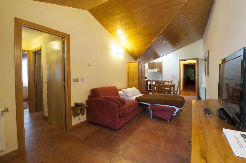 Apartamentos Sant Moritz - Generell