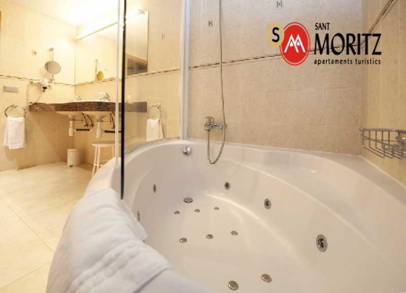 Apartamentos Sant Moritz - Zimmer