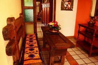 Hacienda Don Juan - Diele