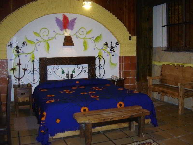 Hacienda Don Juan - Zimmer