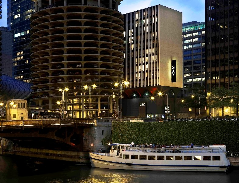 Hotel Chicago Downtown,…, 333 N. Dearborn,